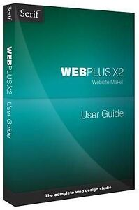Webplus X2 User Guide, Serif Europe Limited, Very Good Book