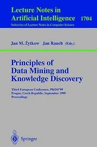 Principles of Data Mining and Knowledge Discovery: Third European Conference, PK