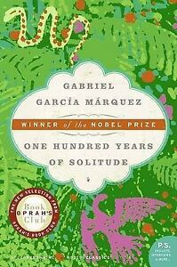 An overview of history in one hundred years of solitude a novel by gabriel garcia marquez