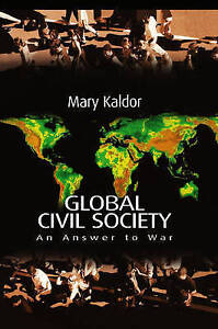 Global Civil Society, Mary Kaldor