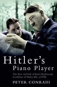 HITLER'S PIANO PLAYER / PETER CONRADI 071563528X