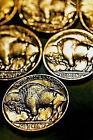 Gold Buffalo Nickel