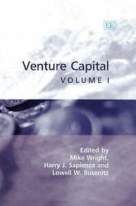 NEW Venture Capital (3 Volume Set) by Mike Wright