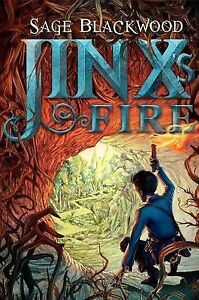 Jinx's Fire By Blackwood, Sage 9780062129963 -Hcover