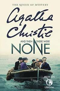 And Then There Were None Christie, Agatha 9780062490377 -Paperback