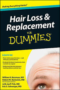 Hair Loss and Replacement For Dummies-ExLibrary