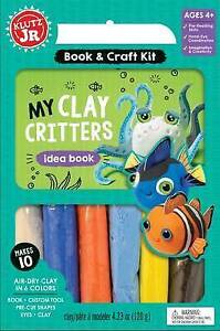 MY CLAY CRITTERS / KLUTZ JUNIOR	9780545932400