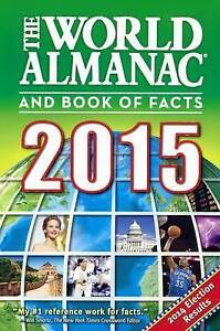 The World Almanac And Book of Facts 2015 (Turtleback School & Library Binding Ed
