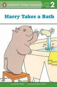 Harry Takes a Bath by Ziefert, Harriet 9780140365375 -Paperback
