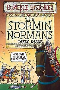 Stormin039 Normans by Terry Deary Paperback 2001 - Woking, United Kingdom - Stormin039 Normans by Terry Deary Paperback 2001 - Woking, United Kingdom