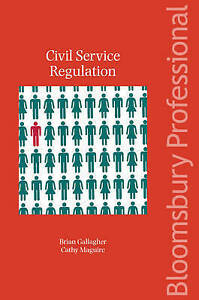 Civil Service Regulation, Brian Gallagher, Very Good Book