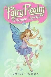 New FAIRY REALM Emily Rodda THE FLOWER FAIRIES BOOK 2 pb book