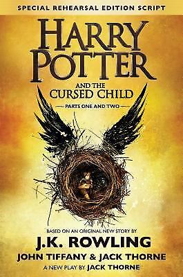 Harry Potter And The Cursed Child Parts One And Two  Special      Exlib