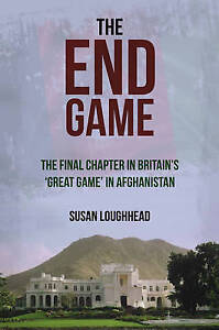 Loughhead-The End Game  BOOK NEW
