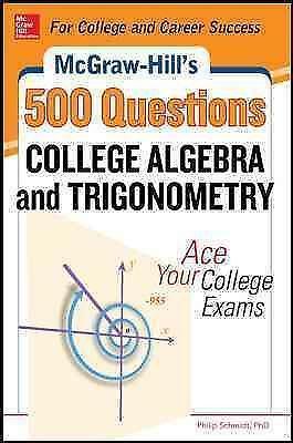 College algebra and trigonometry books ebay fandeluxe Choice Image