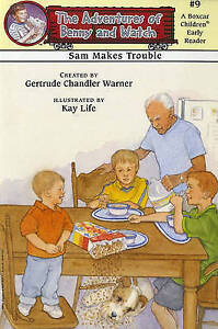 Sam Makes Trouble (Boxcar Children Early Reader #9) by Warner, Gertrude Chandle