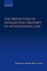 The Protection of Intellectual Property in International Law by Henning...