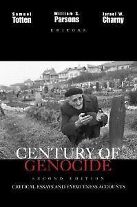 Genocide essay