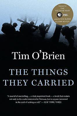 The Things They Carried By Tim O
