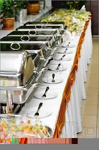 Chairs, Tables, food warmers ,Speakers,Cutlery and More....!! Oakville / Halton Region Toronto (GTA) image 8