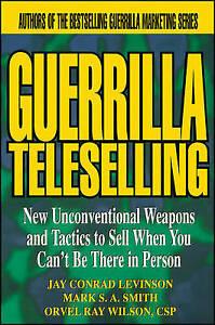 Guerrilla TeleSelling, Conrad Levinson