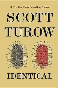 NEW Identical by Scott Turow