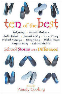 Ten of the Best: School Stories with a Difference by Cooling, Wendy -Paperback