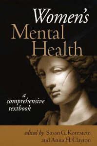 NEW Women's Mental Health: A Comprehensive Textbook