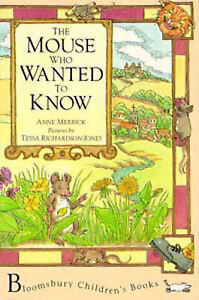 Acceptable, The Mouse Who Wanted to Know (Mouse Tales), Merrick, Anne, Book