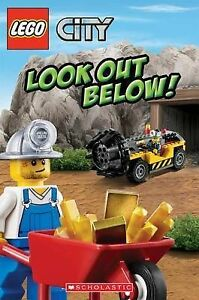Lego-City-Look-Out-Below-by-Michael-Anthony-Steele-Paperback-softback