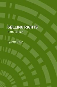 Selling Rights by Lynette Owen (2006, Paperback, Revised)