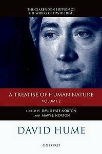 David Hume: A Treatise of Human Nature: Volume 2: Editorial Material by...
