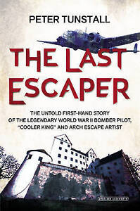 USED-VG-The-Last-Escaper-by-Peter-Tunstall