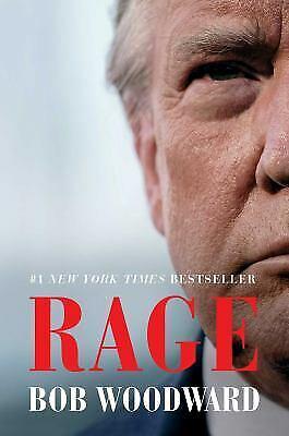 Rage Hardcover Bob Woodward