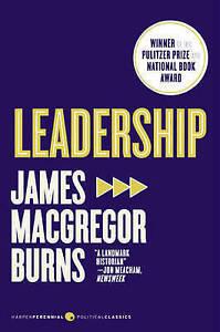 Leadership by James M. Burns (Paperback, 2009)