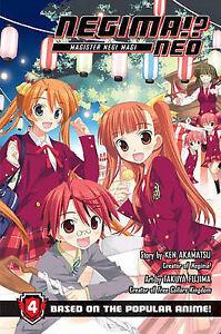 KEN-AKAMATSU-Negima-neo-Volume-4
