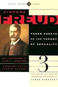 freud three essays sexuality