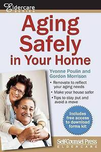 Aging Safely in Your Home by Edelson, Rachel -Paperback