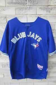 Toronto Blue Jays Brett Lawrie #13 Jersey- Men's XL