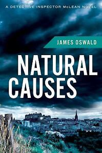 James Oswald-Natural Causes & Book of Souls