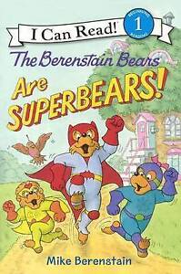The Berenstain Bears Are Superbears! By Berenstain, Mike 9780606376105 -Hcover