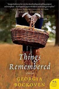 Things Remembered by Georgia Bockoven (Paperback, 2012)