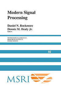 Modern Signal Processing (Mathematical Sciences , , Excellent
