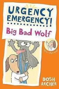 Big Bad Wolf by Archer, Dosh 9780807583517 -Paperback