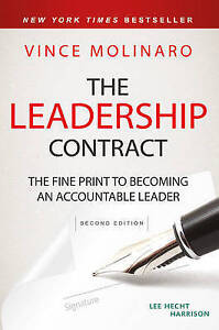 The Leadership Contract: The Fine Print to Becoming an Accountabl 9781119211846