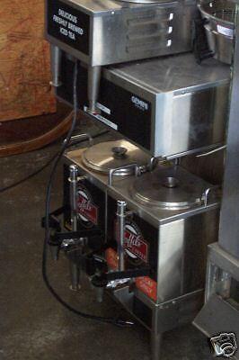 Coffee Makergemini Curtisauto2 Tanks 220 V. 1ph Basket900 Items On Ebay