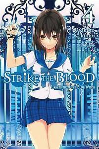 Strike the Blood, Volume 4: Labyrinth of the Blue Witch by Mikumo, Gakuto