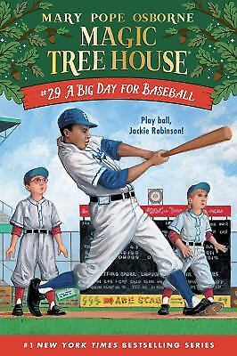 A Big Day for Baseball by Mary Pope - Big Day
