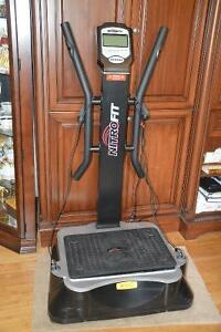 NITROFIT Whole Body Vibration Exercise Workout Machine