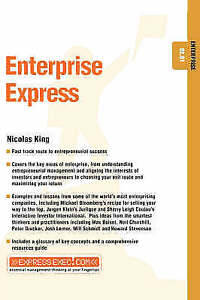 GoodEnterprise Express  Enterprise 0201 Express Exec PaperbackKing Ni - Ammanford, United Kingdom - Contact me in the first instance if dissatisfied with your purchase. Most purchases from business sellers are protected by the Consumer Contract Regulations 2013 which give you the right to cancel the purchase within 14 days af - Ammanford, United Kingdom